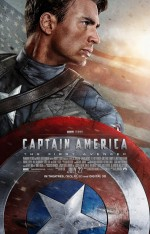 Captain America's New Poster