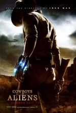Cowboys, Aliens & Posters
